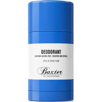 DEODORANT STICK SANS ALCOOL Baxter of California