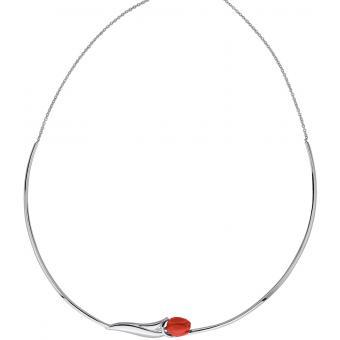 Collier et Pendentif Nina Ricci Tulipe 70174231117 - Collier et Pendentif Argent Femme - Nina Ricci