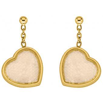 Boucles d'oreilles Nina Ricci Exquise 70175250107 - Boucles d'oreilles Plaqué Or Femme - Nina Ricci