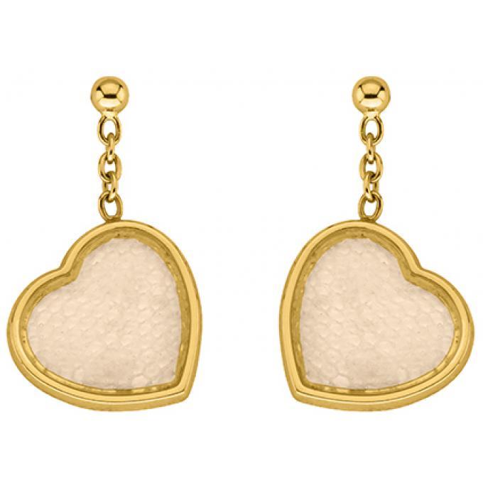 Boucles d oreilles Nina Ricci Exquise 70175250107 - Boucles d oreilles  Plaqué Or Femme d943dd81ccd1