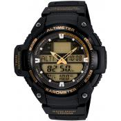 Casio - Montre Casio Collection SGW-400H-1B2VER - Montre digitale homme