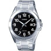 Casio - Montre Casio Collection MTP-1308D-1BVEF - Montre casio homme sport