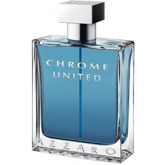 CHROME UNITED EAU DE TOILETTE Azzaro Parfums
