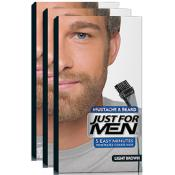 Just For Men - COLORATIONS BARBE Châtain Clair - Promotions