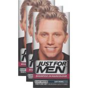 Just For Men Homme - COLORATIONS CHEVEUX Châtain Clair -  - JUST FOR MEN
