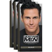 Just For Men Homme - COLORATIONS CHEVEUX Noir Naturel -  - JUST FOR MEN