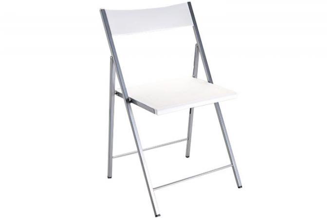 Chaise pliante blanche bilbao chaises pliantes pas cher - Chaise pliante pas cher ...