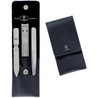 Zwilling - SET ONGLES & EPILATION Coupe-Ongles - Coffret cadeau soin homme