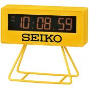 Seiko Clocks - REVEIL SEIKO QHL062YN - Montre digitale homme