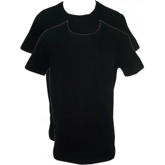 PACK 2 T-SHIRTS COL ROND Guess