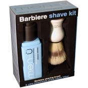 Men-ü - KIT RASAGE BLAIREAU & CREME A RASER - Cosmetique homme men u