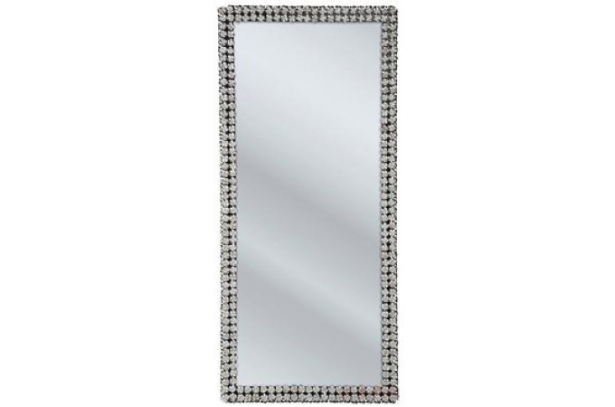 grand miroir kare design contour roses miroir rectangulaire pas cher. Black Bedroom Furniture Sets. Home Design Ideas