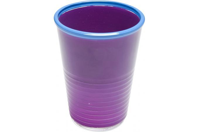 Verre eau kare design violet pop art mug verre pas cher - Verre a eau design ...