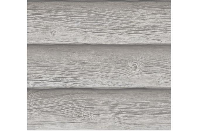 Papier peint bois de bardage gris Papier Peint Bois& Métal Pas Cher # Papier Peint Bois Gris