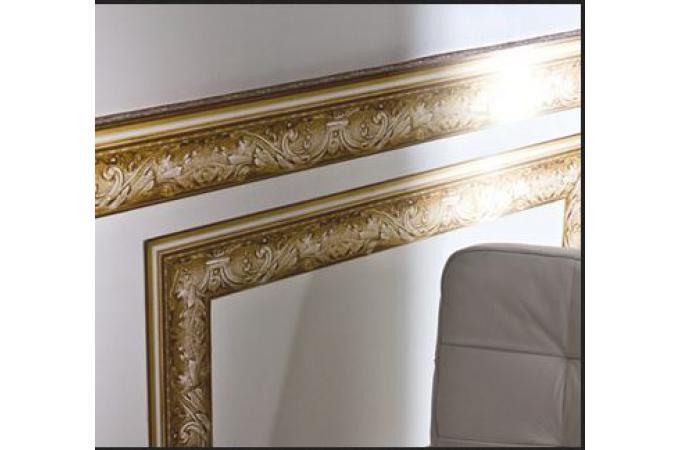 frise moulure dor e papier peint trompe l 39 oeil pas cher. Black Bedroom Furniture Sets. Home Design Ideas