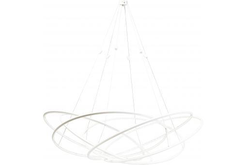 lustre kare design blanc led calvi lustre pas cher. Black Bedroom Furniture Sets. Home Design Ideas