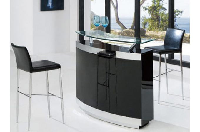 Bar de salon avec 2 tabourets victoria table de bar pas cher - Table de salon design pas cher ...