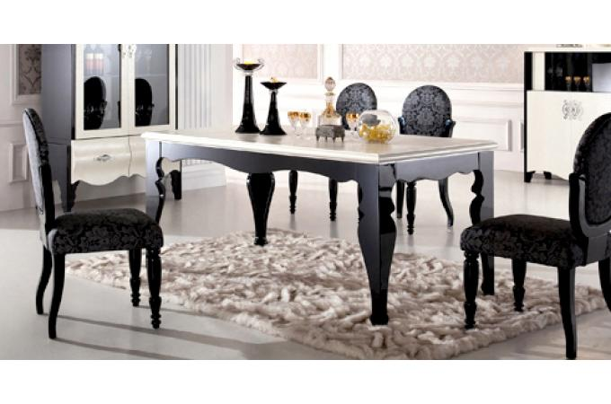 Table manger barocco 180 table manger pas cher - Table a manger industrielle pas cher ...