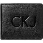 Ck Calvin Klein and Calvin Klein Jeans Homme - PORTEFEUILLE ITALIEN GROOVE 2 VOLETS - Petite Maroquinerie (Portefeuille...)