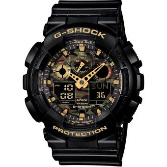 Montre Casio G-Shock GA-100CF-1A9ER Casio