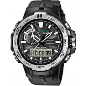 Casio - Montre Casio Pro Trek PRW-6000-1ER - Montre digitale homme