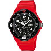 Casio - Montre Casio Collection MRW-200HC-4BVEF - Montre casio homme