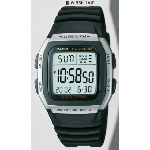 Montre Homme W-96H-1AVES Casio Collection