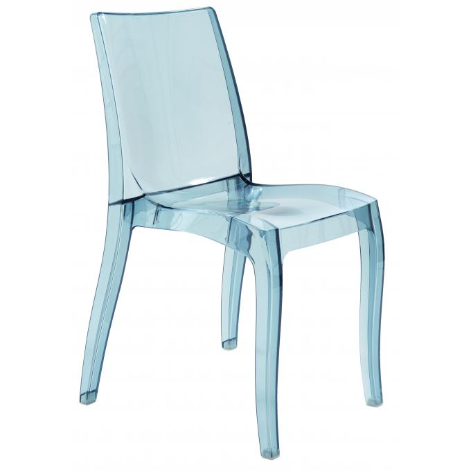 Chaise transparente pas cher for Chaise transparente conforama