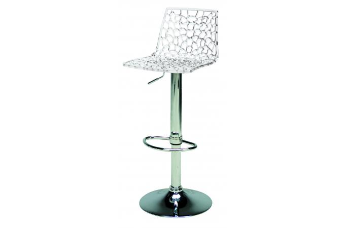 Tabouret de bar design transparent sparte tabouret de bar pas cher - Tabourets de bar transparents ...