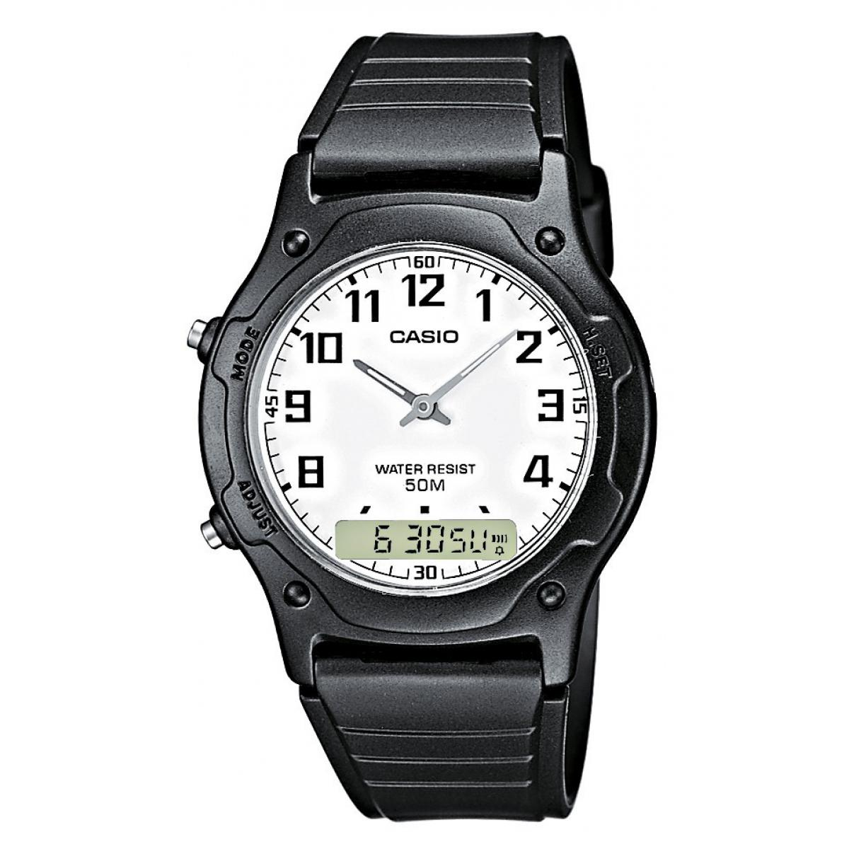 Montre Homme Casio Résine Casio Collection AW-49H-7BVEF