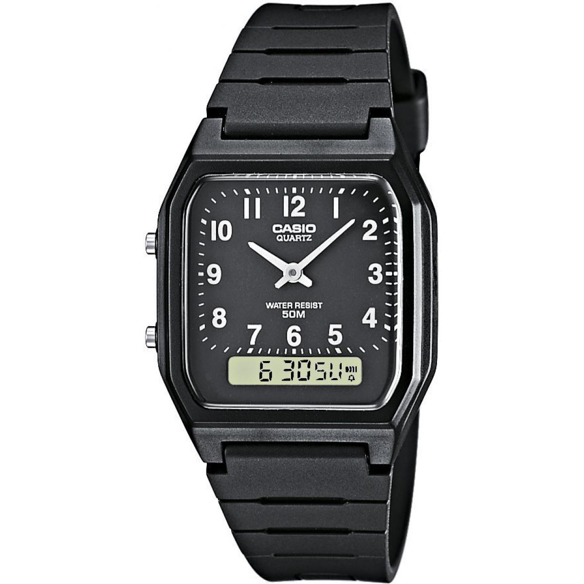 Montre Homme Casio Résine Casio Collection AW-48H-1BVEF