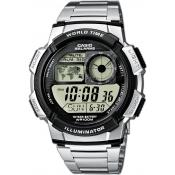 Casio - Montre Casio Collection AE-1000WD-1AVEF - Montre casio homme