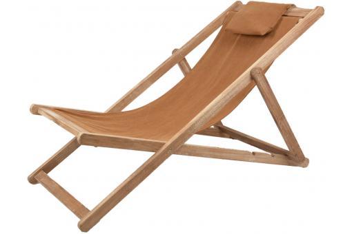 chaise longue en bois gris tabac chaise longue et hamac pas cher. Black Bedroom Furniture Sets. Home Design Ideas