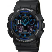 Casio - Montre Casio G-Shock GA-100-1A2ER Homme - Montre casio homme