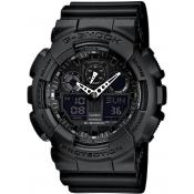 Casio - Montre Casio G-Shock Master of G GA-100-1A1ER Homme - Montre casio homme sport