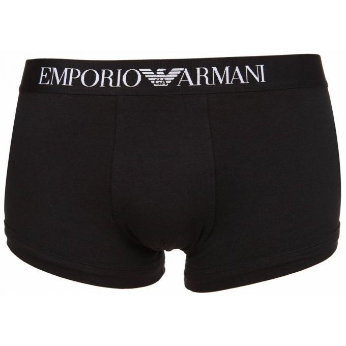 boxer stretch classique homme tendance emporio armani underwear sous v tements homme. Black Bedroom Furniture Sets. Home Design Ideas