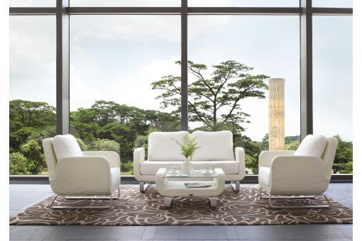 salon de jardin blanc pas cher. Black Bedroom Furniture Sets. Home Design Ideas