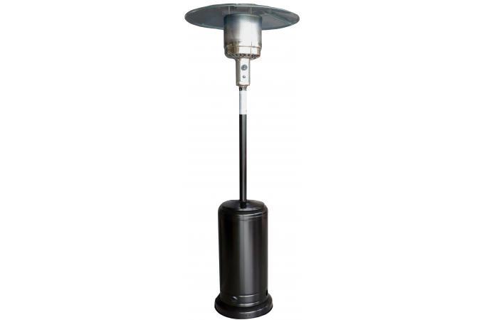 parasol chauffant noir en poxy dona parasol pas cher. Black Bedroom Furniture Sets. Home Design Ideas