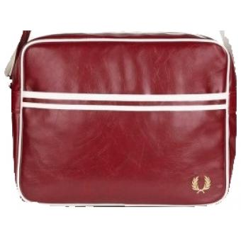SAC BESACE ZIPPE CLASSIQUE Fred Perry