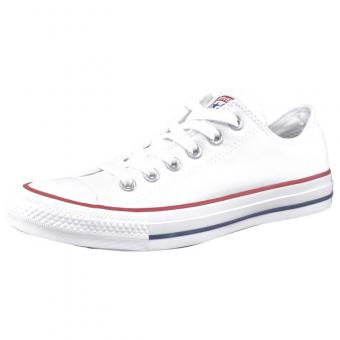 Converse - Converse All Star Ox tennis basses à lacets homme - Blanc - Mode homme