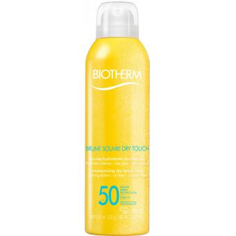 Biotherm Solaires - BRUME SOLAIRE CORPS NON COLLANTE SPF - Soin du corps homme