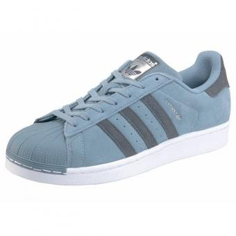 Adidas Originals - Tennis adidas Originals Superstar East River pour homme - Bleu - Sneakers homme