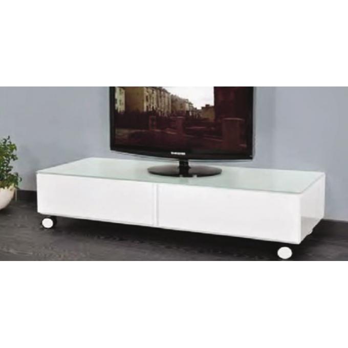 meuble tv blanc roulettes meuble tv pas cher. Black Bedroom Furniture Sets. Home Design Ideas
