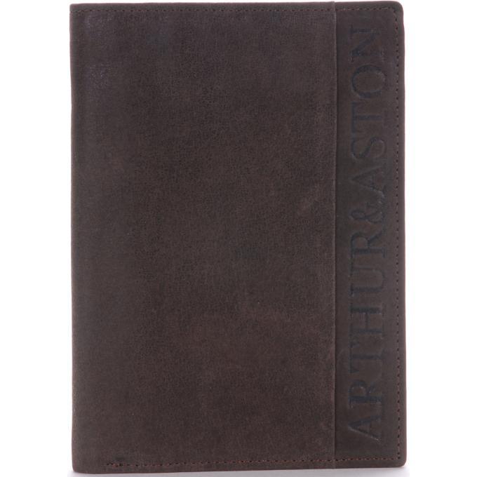 12c2b75b4c Arthur & Aston - PORTEFEUILLE DEPLIANT 3 VOLETS - Porte cartes portefeuille  homme