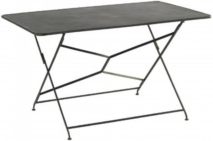 Table de jardin metal solde des id es for Table de jardin metal pliante