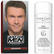 Just For Men Homme - COLORATION CHEVEUX & SHAMPOING Châtain -  - JUST FOR MEN