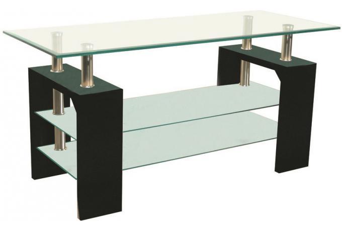 meuble tv pieds laqu s noirs meuble tv pas cher. Black Bedroom Furniture Sets. Home Design Ideas