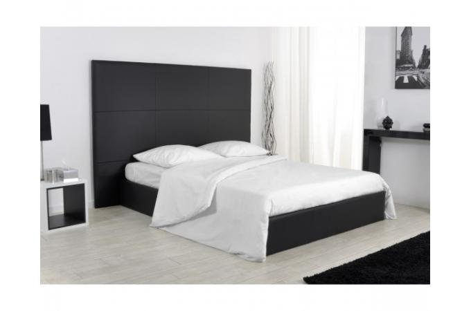 sommier coffre 180x200 maison design. Black Bedroom Furniture Sets. Home Design Ideas