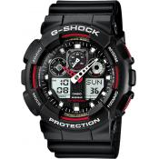 Casio - Montre Casio G-Shock Master of G GA-100-1A4ER Mixte - Montre casio homme