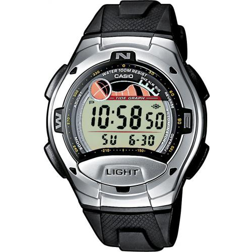 Montre Homme W-753-1AVES Casio Collection